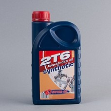 BO Oil 2T6 two stroke Semi Synthetic - 1 liter