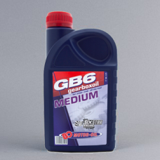 BO Oil GB6 Medium gear box oil - 1 Liter